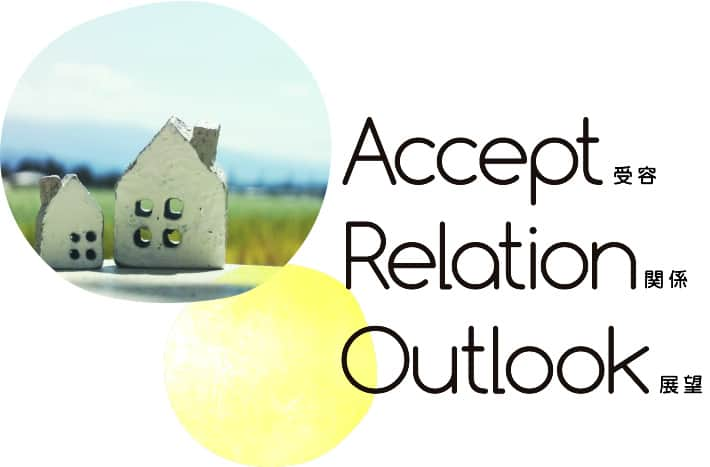 Accept需要 Relation関係 Outlook展望